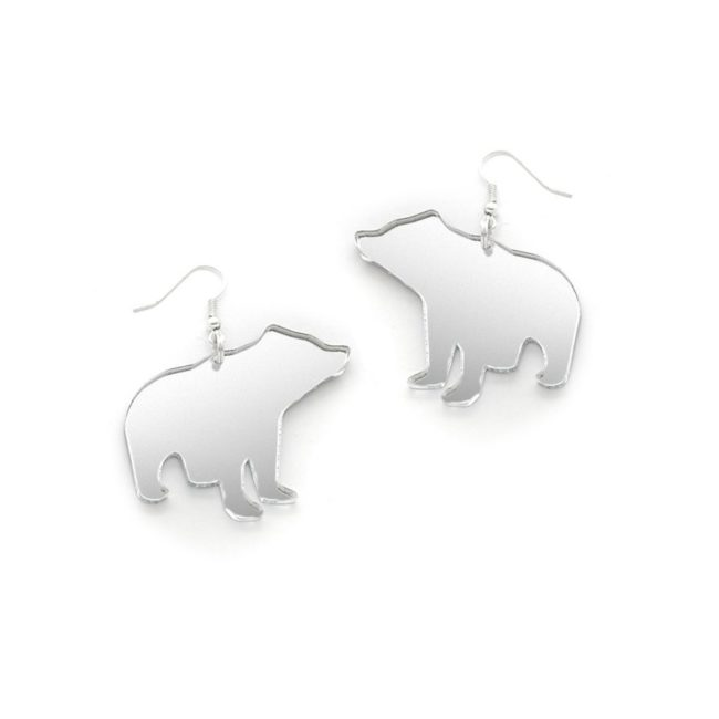 Björn Bear earrings