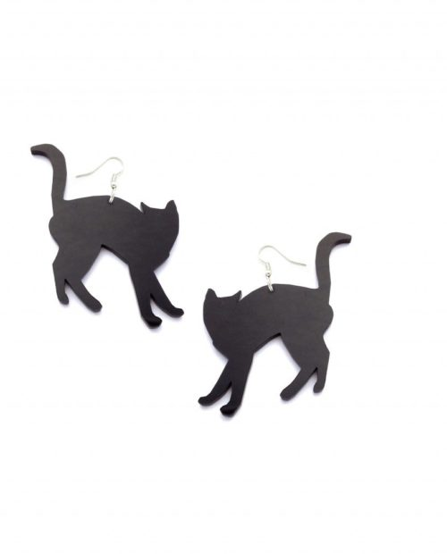 Carol Cat earrings