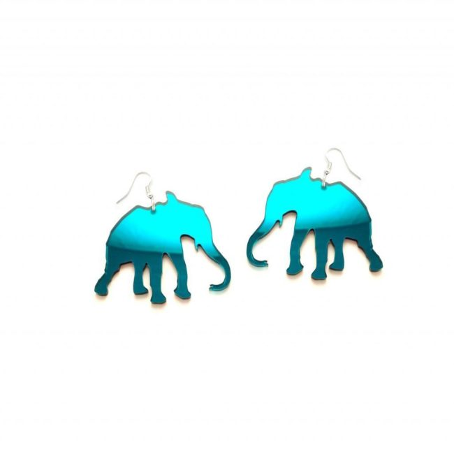 Anton Elephant earrings