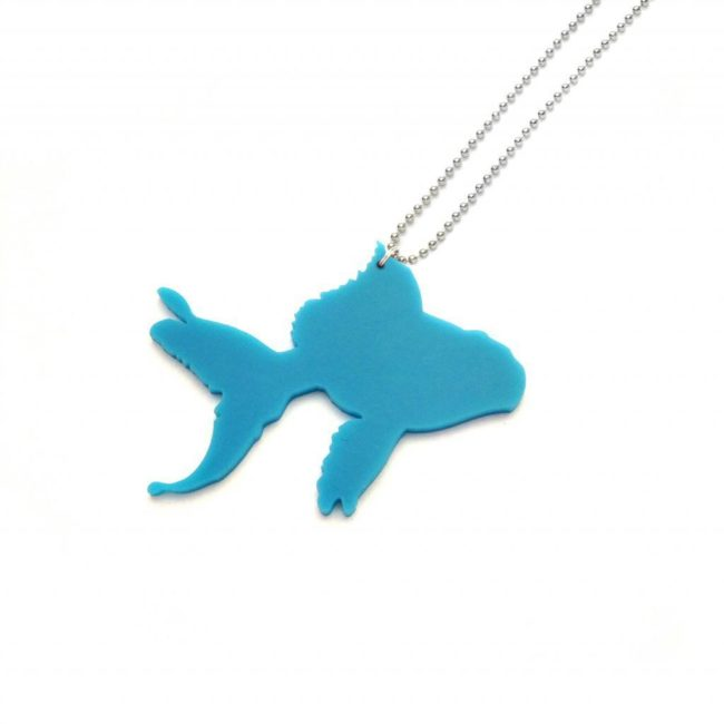 Galatee Goldfish pendant
